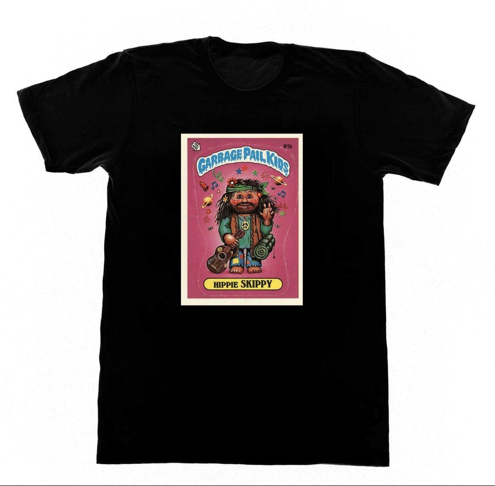 Garbage Pail Kids Hippy Skippy - Shirt 11 Tshirt Widespread Panic Phish Dead