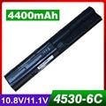 4400mAh battery for Hp 3ICR19/66-2 633733-1A1 633733-321 HSTNN-DB2R HSTNN-IB2R HSTNN-LB2R LC32BA122 PR06 QK646AA QK646UT