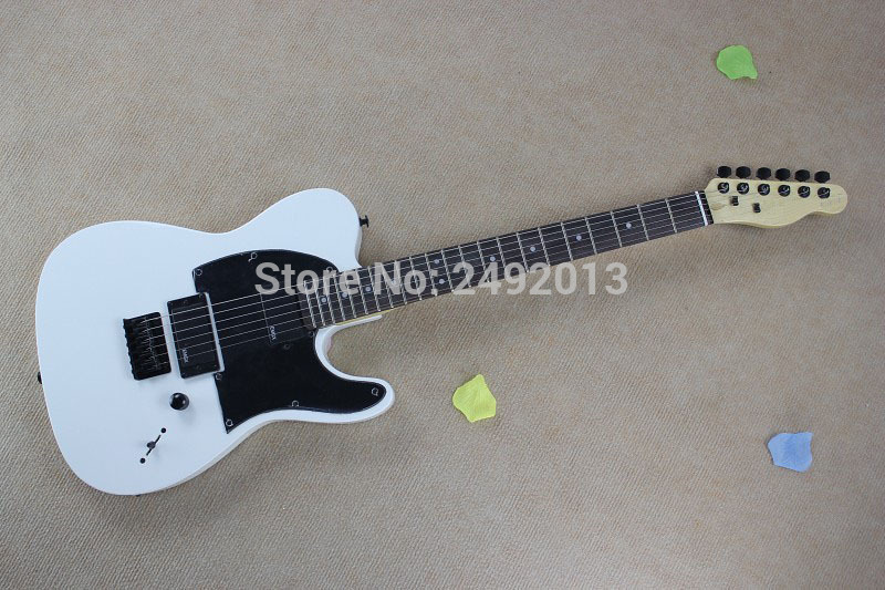Free shipping HOT ! High Quality Solid Body F tele Ameican standard telecaster White electric Guitar in stock  @2 human free shipping hot guitar electric guitar olp yellow white double shake guitar good quality beautiful