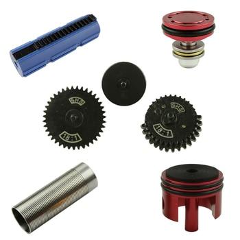 цена на SHS original torque gear / piston / piston head / cylinder / cylinder head set parts for gearbox V.2 /V.3 AEG airsoft