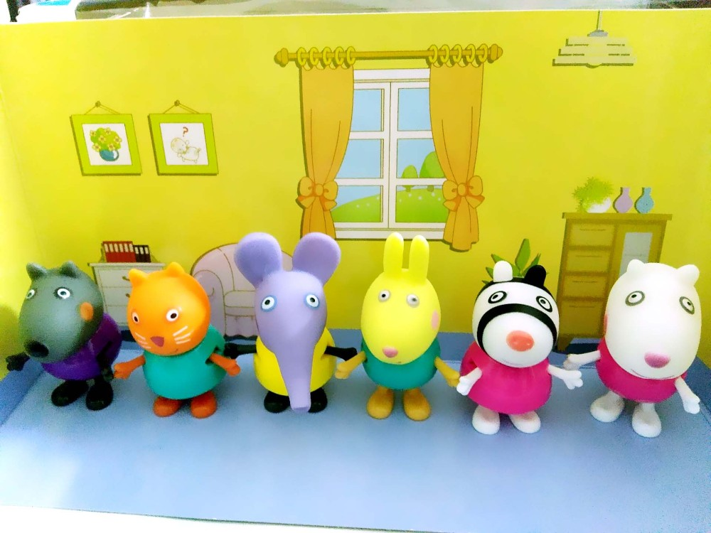 Best Peppa Pig Toys : Online buy wholesale peppa pig toys from china