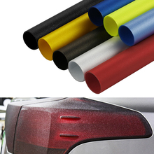 30x150cm Car Light Tint Vinyl Film Protective Matte Pearl Lighting Flash Point Auto HeadLight Taillight Wrap Car Sticker Styling(China)