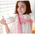 B625 2016 новая точка Корейской волны размер весна и женщина долго вуаль шарф оптовая анти-Саи