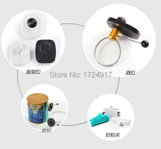 15000GS Universal Supermarket EAS Opener Super Magnet Lock Remover Golf/Pencil/Clothing All Security Tag Detacher Free Shipping