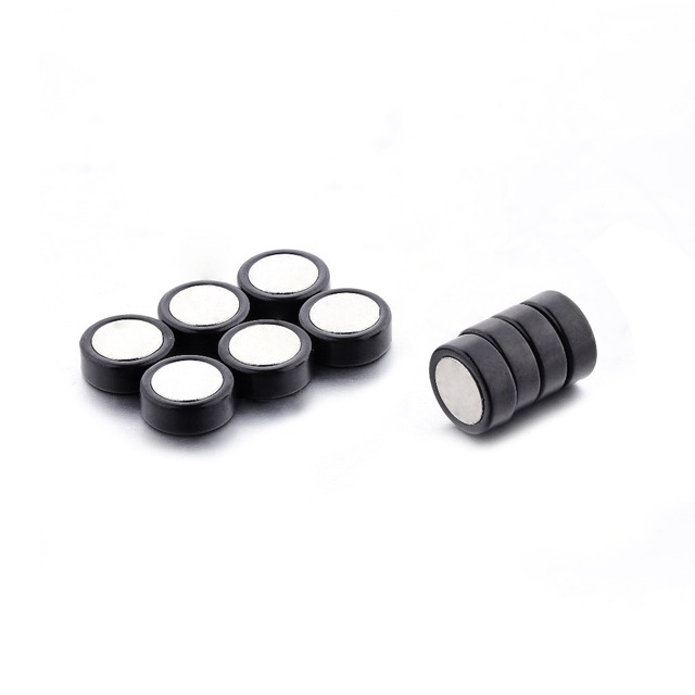 Black Magnet earring Unisex Fashion Jewelry No Piercing Magnetic Earrings Fake Ear Plug for Men Women.jpg 640x640 - Black Magnet earring Unisex Fashion Jewelry No Piercing Magnetic Earrings Fake Ear Plug for Men Women 4PCS