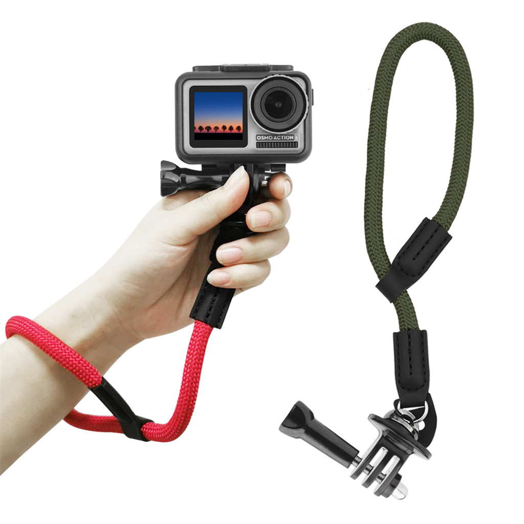 Image 3 - Portable Suitable Charging Safety Wrist Strap Hand Strap Lanyard Belt Grip Sling  For DJI OSMO ACTION convenient and practical-in Parts & Accessories from Toys & Hobbies