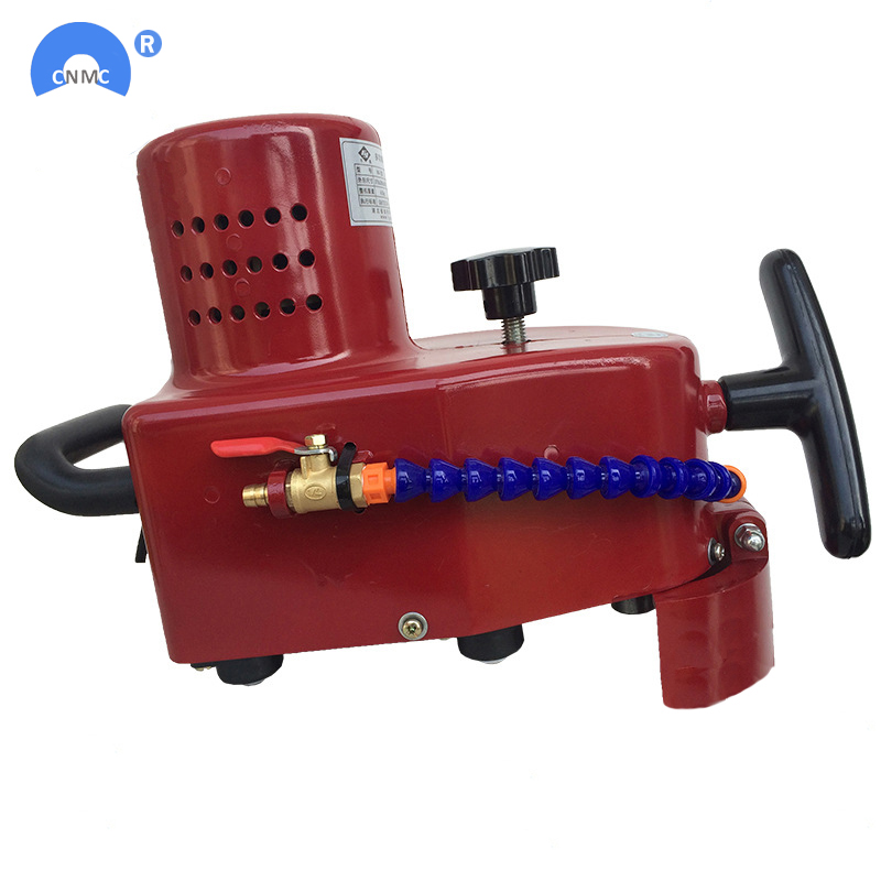 220V <font><b>DC</b></font> permanent magnet <font><b>motor</b></font> multi-function edging machine for stone image