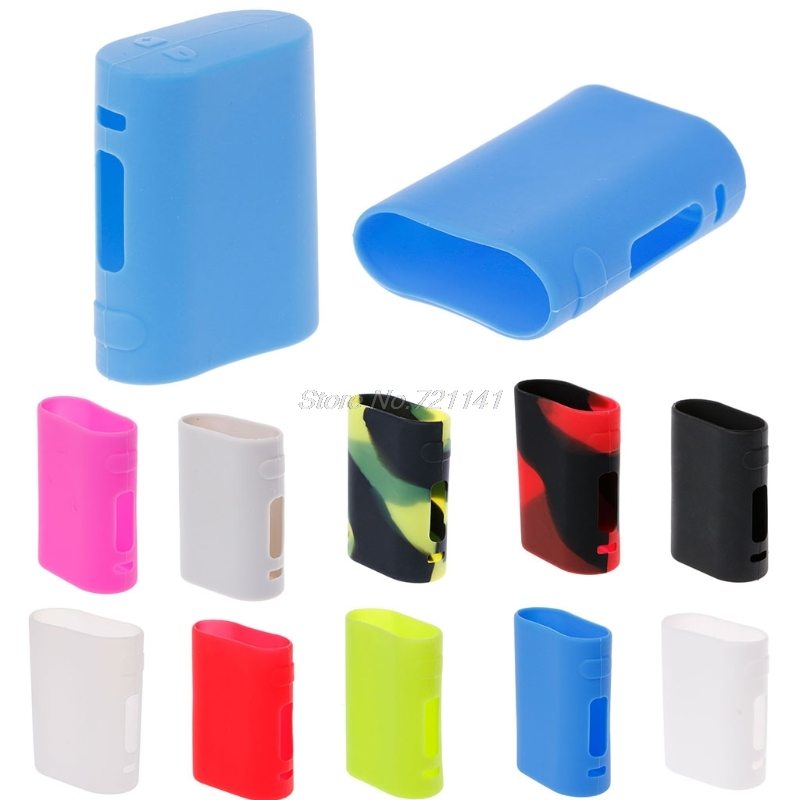 Soft Silicone Sleeve Case Protective Skin Cover Wrap For Istick Pico 75W Box Mod Electronics Stocks