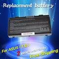 Batería del ordenador portátil para asus 90-nqk1b1000y a32-t12 a32-x51 t12 t12c jigu T12Er T12Fg T12Jg T12Mg T12Ug X51H X51L X51R X51RL X58 X58C