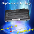 JIGU Аккумулятор Для Ноутбука Asus 90-NQK1B1000Y A32-T12 A32-X51 T12 T12C T12Er T12Fg T12Jg T12Mg T12Ug X51H X51L X51R X51RL X58 X58C