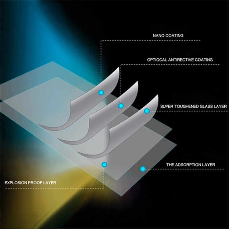 Asusのzenfoneペガサス4 sマックスプラス強化ガラスasus zenfone 5ペガサス4 sマックスプラスX018DCスクリーンプロテクターガラスフィルム