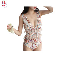 UCHIHA LQ New Sexy Complex Process Lace Stitching 2017 Women Swimsuit Bikinis Women Bathing Suit Woman