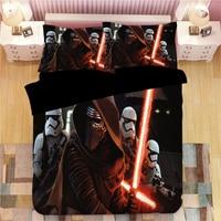 Star Wars The Phantom Menace bedding set Duvet Covers Star Wars Anakin comforter bedding sets bedclothes bed linen(NO sheet)