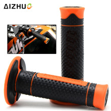 Handle Grips HandleBar Rubber Motocross Motorcycle For  530XC-W XCR-W EXC-R FREERIDE 250R 350 DUKE 690 Enduro R