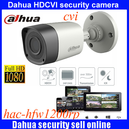 DAHUA HDCVI 1080P Bullet Camera 1/2.72Megapixel CMOS 1080P IR 20M IP67 HAC-HFW1200RM security camera DH-HAC-HFW1200RM camera dahua hdcvi 1080p bullet camera 1 2 72megapixel cmos 1080p ir 80m ip67 hac hfw1200d security camera dh hac hfw1200d camera