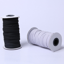 4mm Wide 180 Meters Long Springy Stretch Knitting Elastic Band Spool With High Elasticity