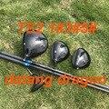 2019 nuevo datang dragon golf woods TS2 driver 3 #5 # bosque con TENSEI 65 eje Llave de cabeza 3 piezas palos de golf