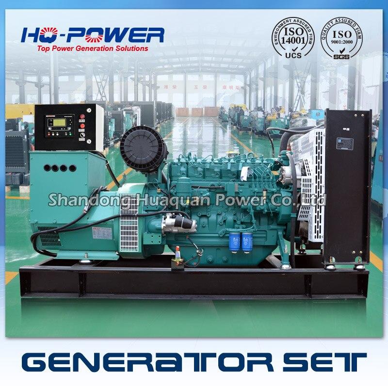 Шаньдун хуацюань генератор Дизель Портативный 120kw weichai deutz ...