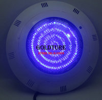 Led Pool Light Lamp Remote Control Rgb 24W Surface Mounted Swimming Pool Led 12v Warm White