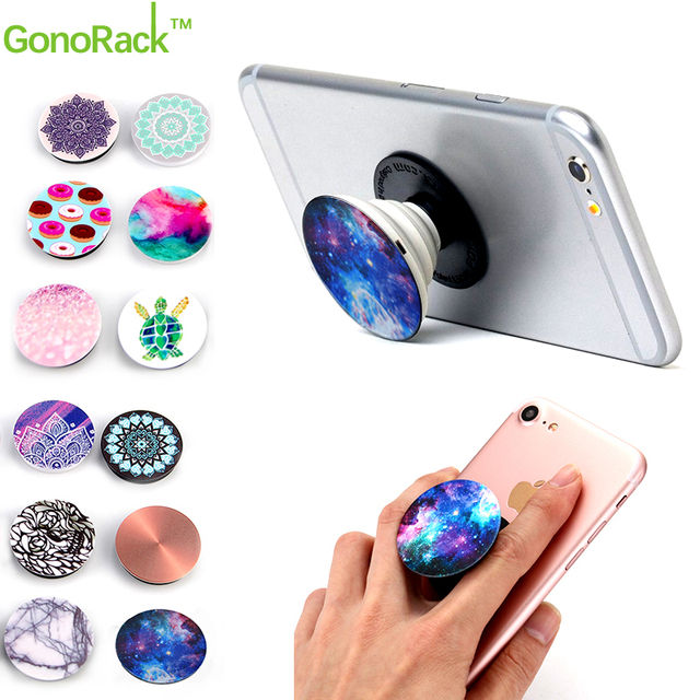 Nieuwe Mode POPSocket Air Mobiele Telefoon Stander Houders pop Socket Smartphone houder Draad Wikkelen Ring Houder Air Sockets