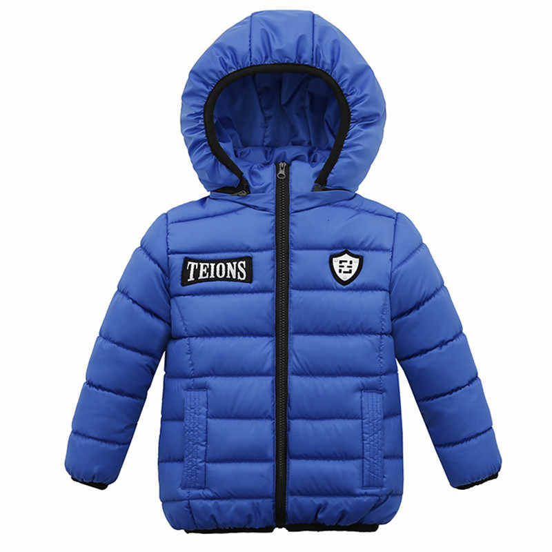 e5b2930b4386c ... Winter Children Boys Jackets fashion Girls Winter Coat Kids Outerwear Baby  Boys   Girls Down Jacket