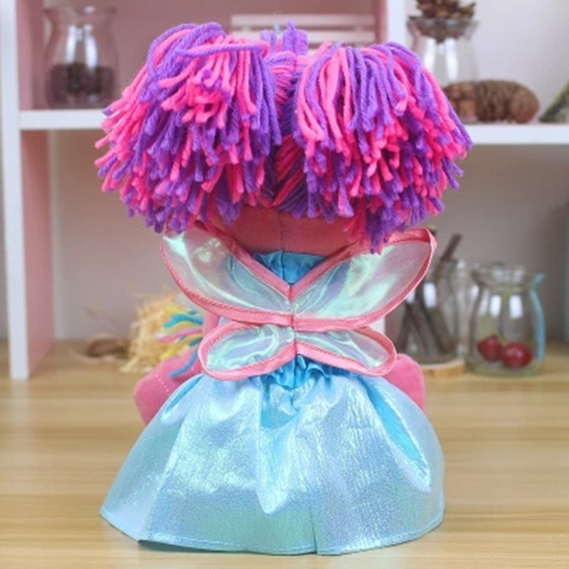 Sesame Street 32CM Elmo Abby Plush Toy Stuffed Toys Birthday Presents For Children Christmas Doll In Movies TV From Hobbies On Aliexpress