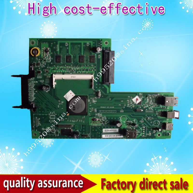 Formatter Board HP CM3530 CM3530MFP 3530 3530MFP CC452-60001 Formatter Pca Assy logic Main Board MainBoard mother board все цены