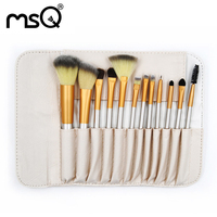 Makeup Brush Set 12pcs High Quality Makeup Tools Brushes For Makeup Professional Kit Essentials Makeup Brushes