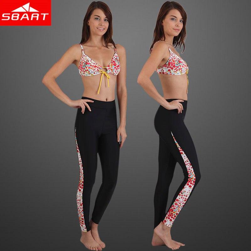Surf rash guard pants