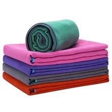 Полотенце из микрофибры для занятий йогой влагоотводящий Коврик для йоги для горячей йоги пилатеса спорта