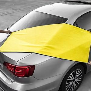 Image 5 - מיקרופייבר מגבת רכב טיפול ליטוש כביסה מגבות אוטומטי כביסה ייבוש בד מיקרופייבר עבה קטיפה מגבת רכב לשטוף אבזרים
