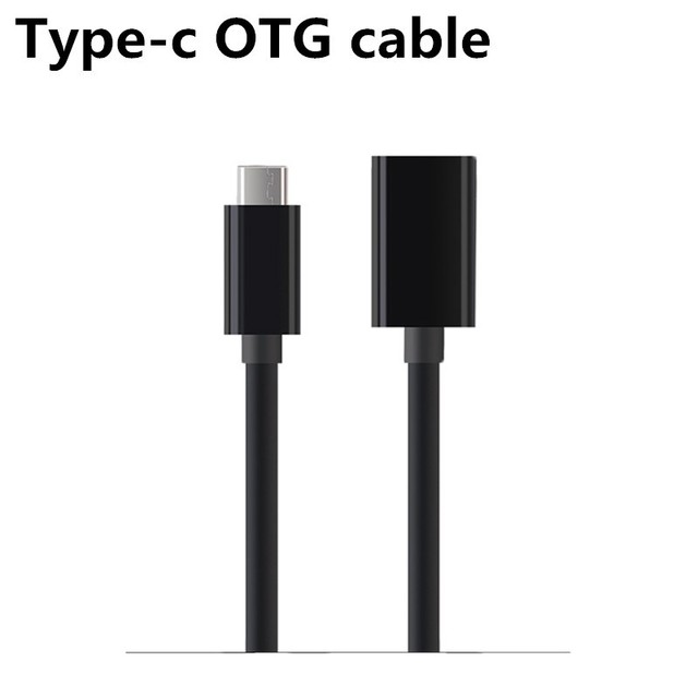 Usb 3.1 Type-C Male To USB Female Otg Host Cable Adapter Converter for Xiaomi Mi5 Mi4c Lg G5 Nexus 5x 6p Oneplus 2 Type C Cabo