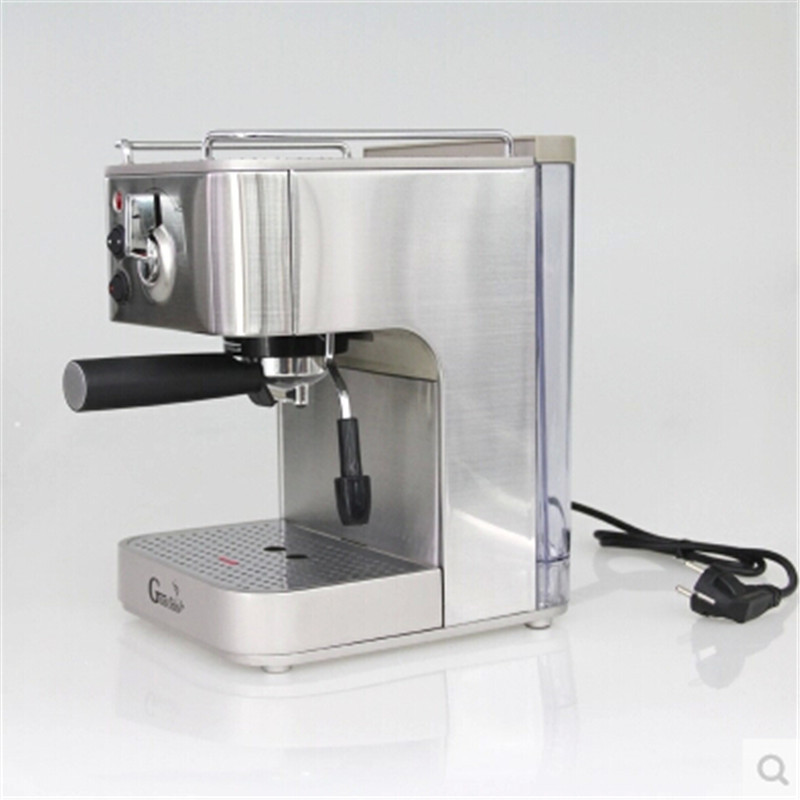 Gustino 19bar Semi Automatic Coffee Maker Espresso Machine With Froth Milk Stainless Steel 304 Housing For Home Or Office Using In Makers From