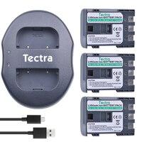 Tectra 3 stks NB 2L NB 2LH NB 2L NB 2LH Oplaadbare Li + USB Dual Charger voor Canon 350D 400D G7 G9 S30 S40-in Digitale accu's van Consumentenelektronica op