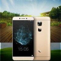 Оригинальный Letv LeEco Le Max 2X820 FDD 4 г сотовый телефон 4 г оперативная память 32 Встроенная 5,7 дюймов Snapdragon 820 2560x1440 21MP Touch ID