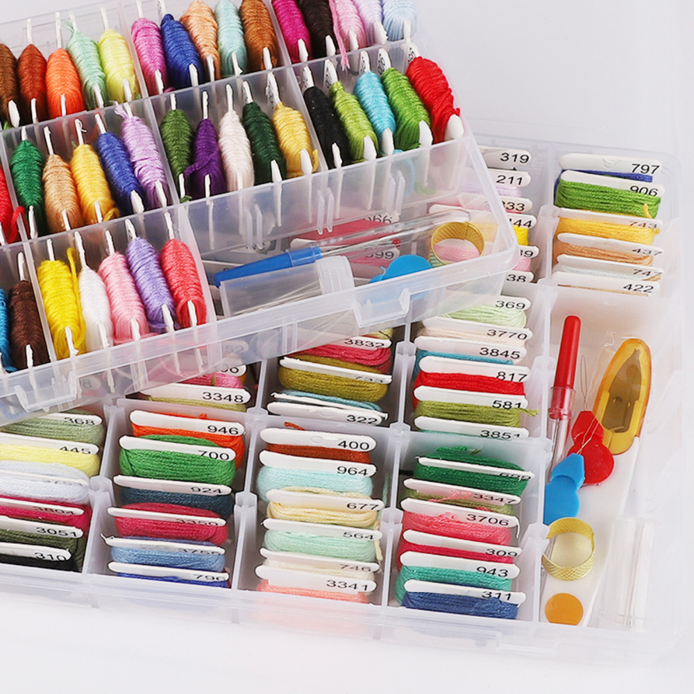 Madeira Decora Threads Spiral Pack Grab Bag of 10 assorted colours