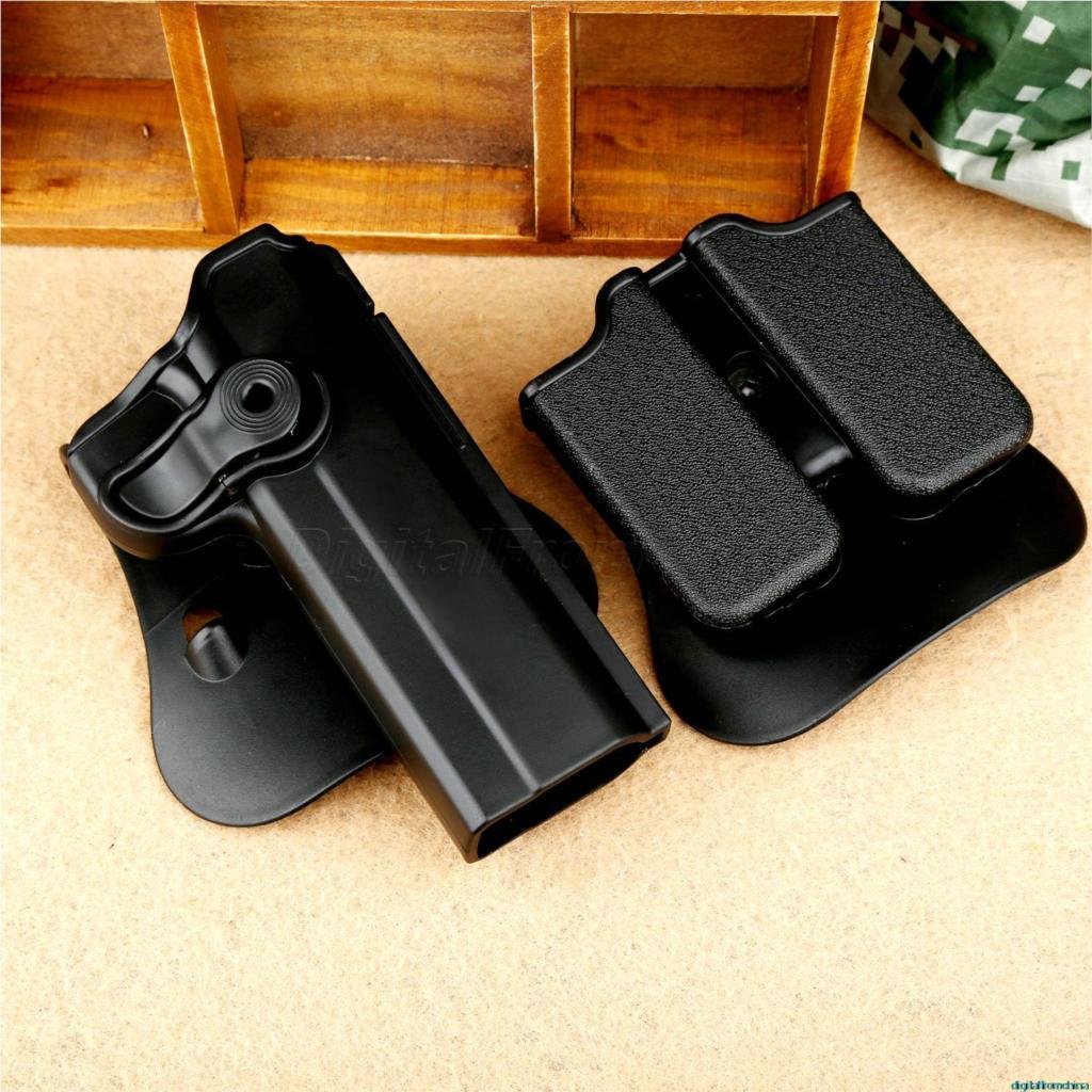 Tactical de retenție rotative dreapta mâner pistol pistol pistol - Vânătoare