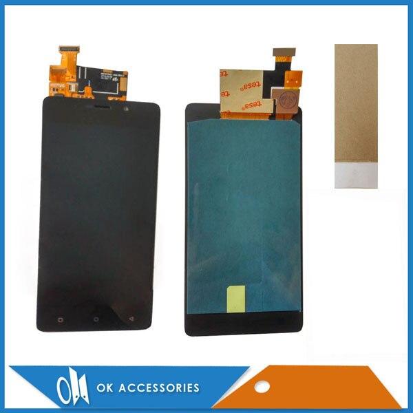 Оригинальное качество черный, белый цвет для Экран Мощность пять Мощность 5 Мощность пять Pro Мощность 5 Pro ЖК-дисплей Дисплей + Сенсорный экра...