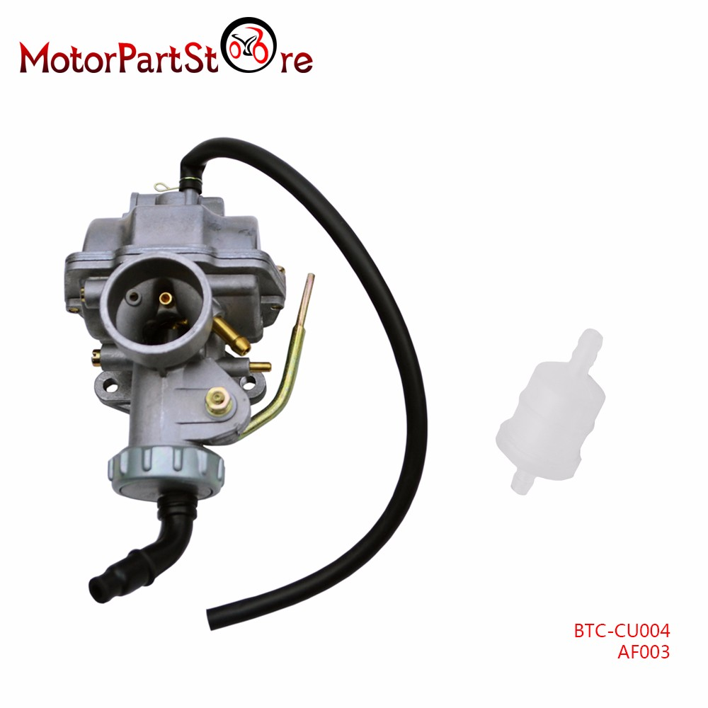 New Carburetor With Fuel Filter For Honda Cr Xl Xr 75 80 Cr80r Xl75 Ct90 Xr75 Xr80 Xr80r Motorcycle Atv Quad Dirt Pit Bike Carb D10 In From