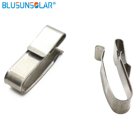 grande tamanho 4x4mm2 pv cabo clip bracadeira