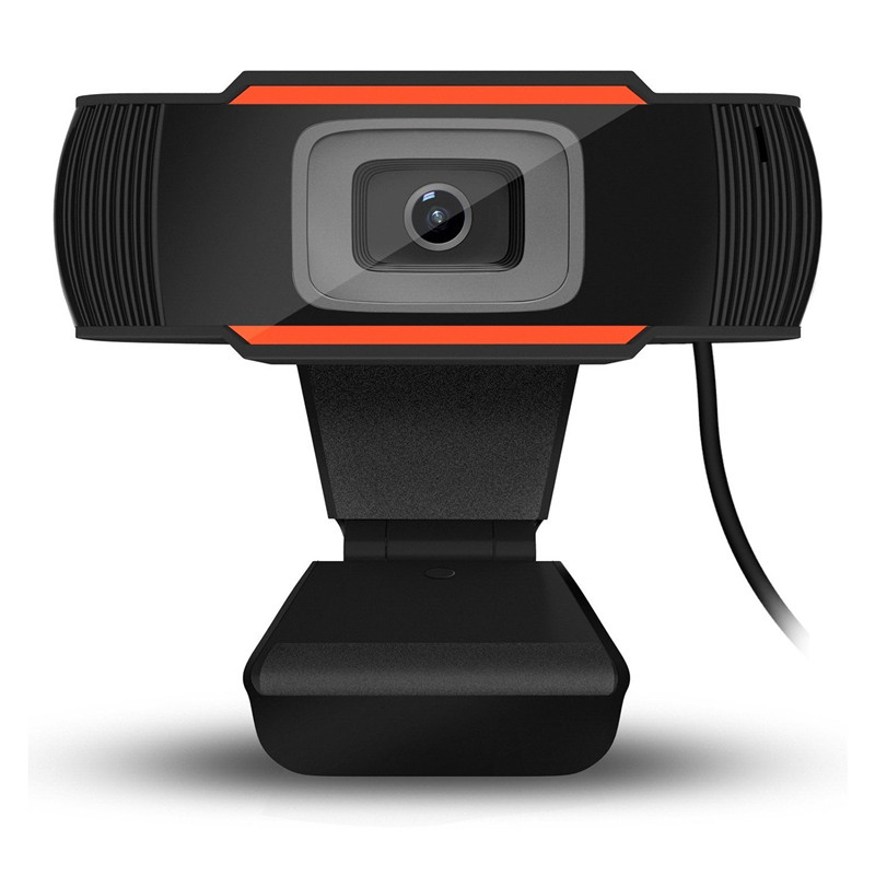 HOT 8x3x11cm A870C USB 2.0 PC Camera 640X480 Video Record HD Webcam Web Camera With MIC For Computer For PC Laptop Skype MSN