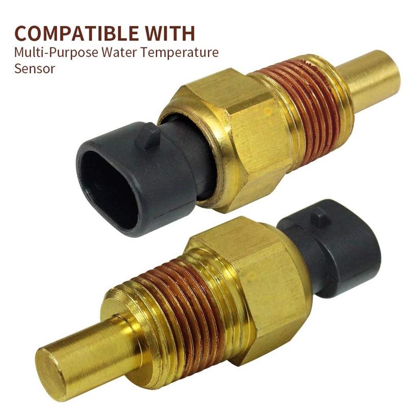 New Engine Coolant Temperature Sensor For 1988-2006 Chevrolet GMC and Pontiac US