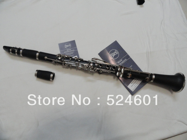 beautiful gift Inventory can be customized 17 key B flat clarinet Bakelite tube inventory accounting