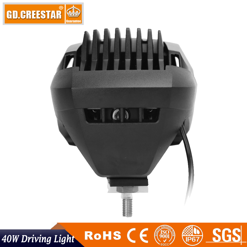 40W 5inch Nova LED svjetla za vožnju 12V 24V LED svjetiljka za - Svjetla automobila - Foto 6