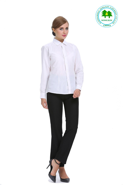 Online Get Cheap Black Office Uniform Shirts -Aliexpress.com ...
