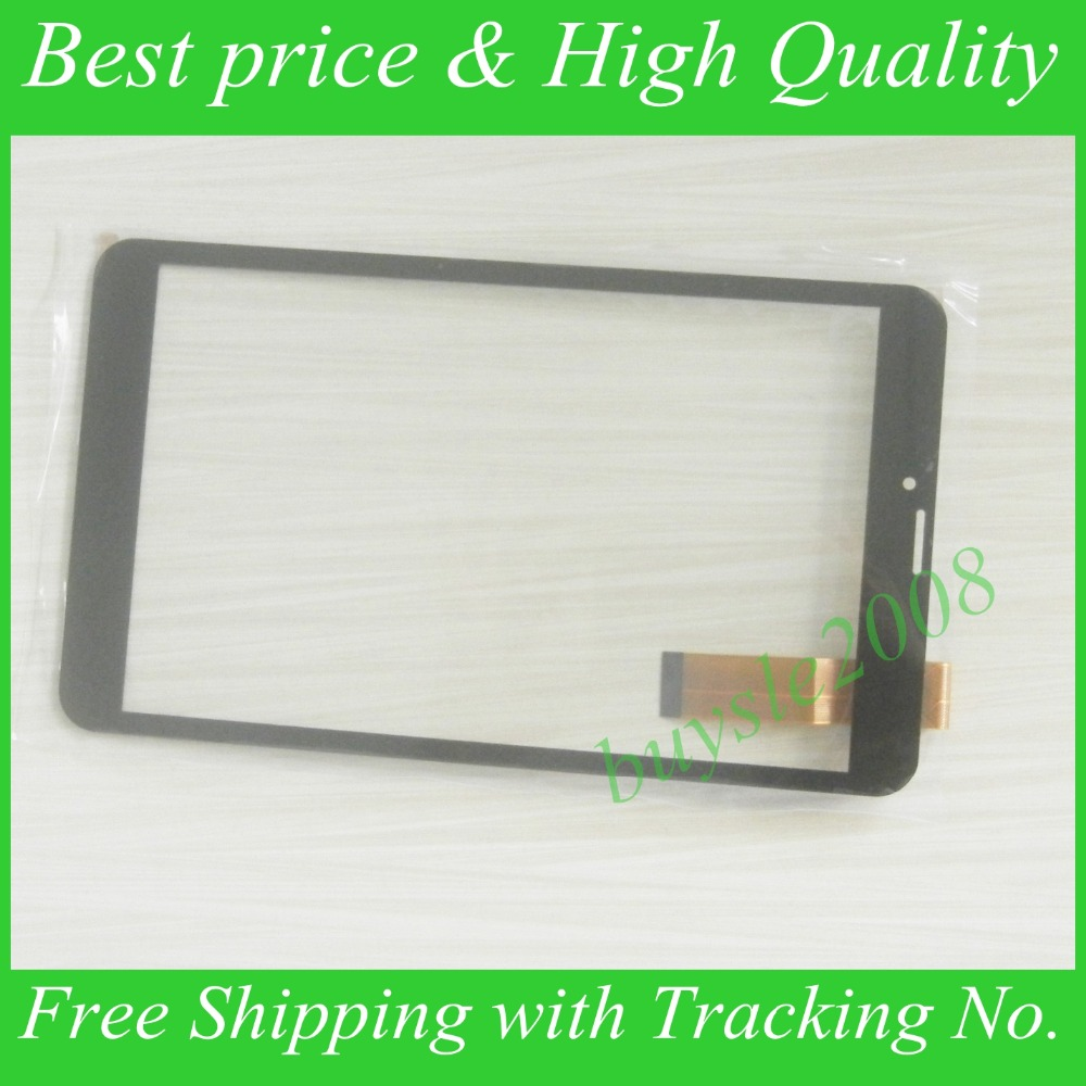 For roverpad pro Q8 lte Tablet Capacitive Touch Screen 8 inch PC Touch Panel Digitizer Glass MID Sensor Free Shipping original 8 inch tablet pc tpc1560 ver3 0 capacitive touch screen panel digitizer glass sensor free shipping