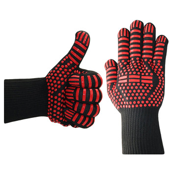 Extreme Heat Resistant BBQ Gloves 1