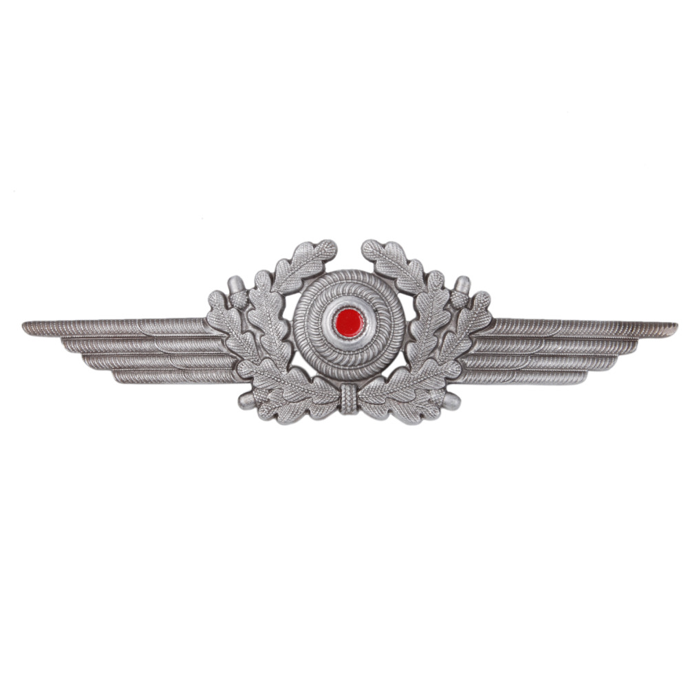 WWII GERMAN AIR FORCE CAP BADGE - 36319