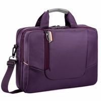 2018 Waterproof Laptop Bag 14 14.6 15 15.6 Inch Notebook Shoulder Bag Handbag Laptop Case With Side Pockets