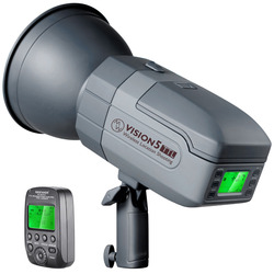 Neewer Vision5 400W TTL for Sony HSS Outdoor Studio Flash Strobe with 2.4G System and Wireless Trigger, Lithium Battery